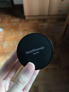 Bare Minerals Foundation (Matte)