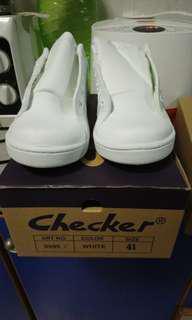 White School Shoes