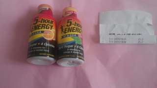 5 Hour energy 能量飲品
