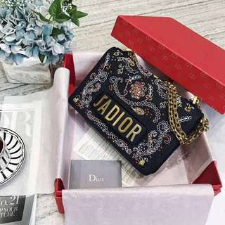 jadior denim bag