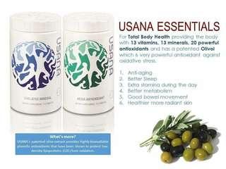 USANA Essentials