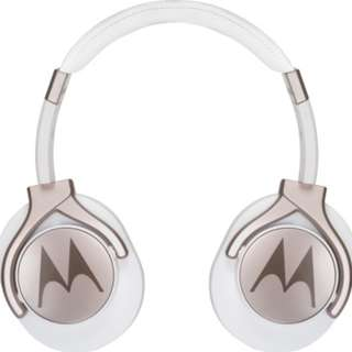 Motorola Pulse Max Headphone White Demo UNit