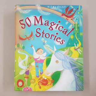 Story Book / 50 Magical Stories Book
