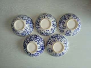 Chinese Bule Bowl Perfect Condition 5For $15