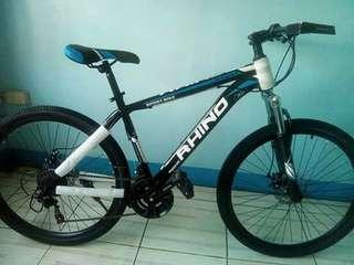Brand New Rhino R620 3x8 spd MTB