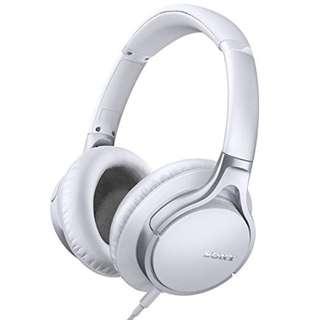 Sony MDR-10R OverHead Headphone White Display Unit