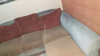 sofa Leter L jual.murah