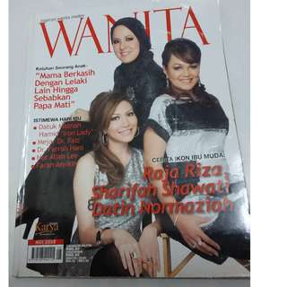Wanita Mei 2008