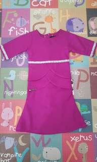 Preloved Newborn Baju Kurung