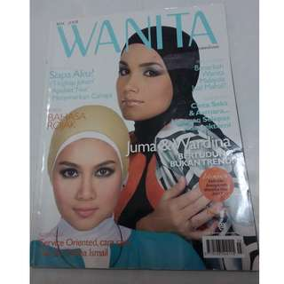 Wanita Mac 2008 - cover Norjuma & Wardina