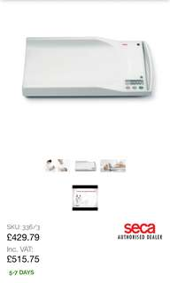 Seca Baby Weighing Scale