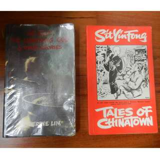 'Or Else, the Lightning God & Other Stories' by Catherine Lim / 'Tales of Chinatown' by Sit Yin Fong
