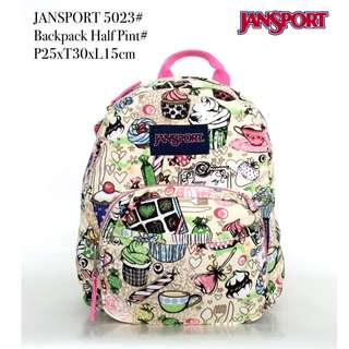 Tas Jansport Backpack Half Print 5023 - 14
