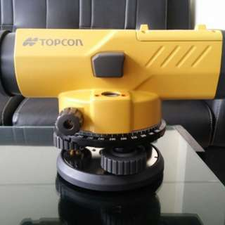 JUAL|| Automatic Level Topcon ATB-4A (2mm)