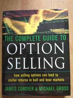 The complete guide to Option Trading