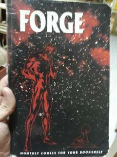 FORGE by CROSSGEN graphic novel/ comic book/ comics