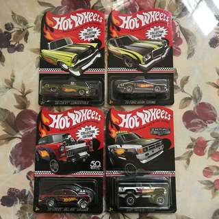 Hotwheels SET