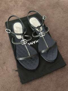 CHANEL shoes size 37.5