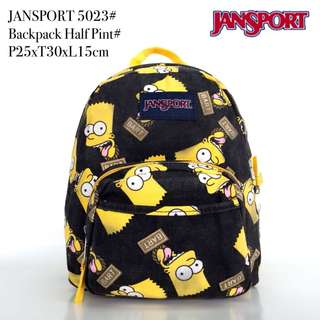 Tas Jansport Backpack Half Print 5023 - 26