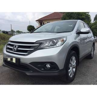 2013 HONDA CR-V 2.0 (AT)