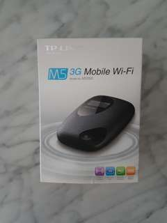 TP-Link M5 3G Mobile WiFi