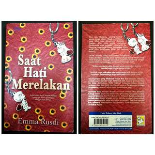Preloved Malay Novel - Saat Hati Merelakan