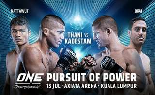 One Championship Pursuit of Power