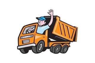 Wanted: Dump truck Driver