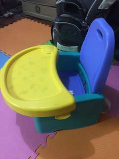 Preloved chair for toddler
