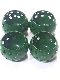 4 x Candle Holder