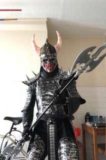 🚚 Cosplay Devil Warrior