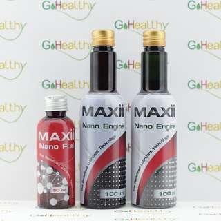 🚚 Maxii Nano Engine & fuel Lubricant. Made in USA