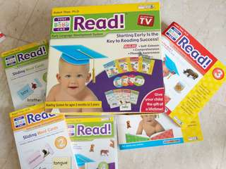 Your Baby Can Read - full set