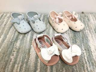 Mamas and Papas Baby Soft Shoes/Sandals