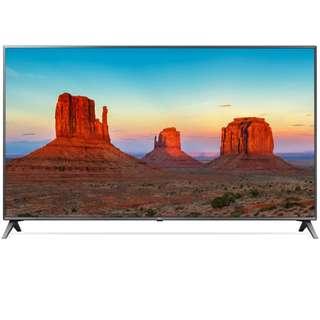 """LG 50"""" UHD 4K TV"""