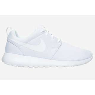 Nike Roshe One Women's Shoes in White/Pure Platinum