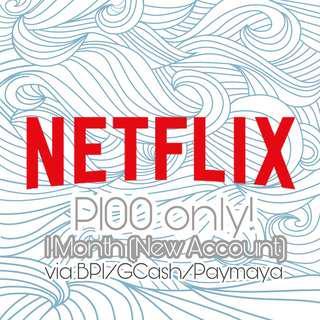 Netflix One Month