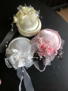 🚚 Bridal hats for kids 3 for $12 delivery by mail only