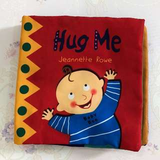 Preloved Baby Cloth Book Toys