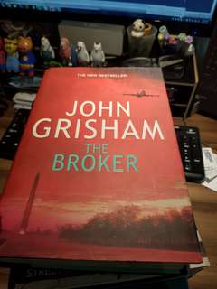 John Grisham- The broker
