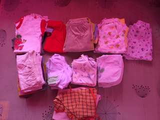Preloved for baby Girl