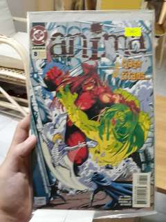 DC comics ANIMA # 8