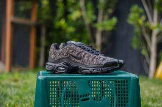 Nike Air Max Plus TN Quilted Camo US8.5
