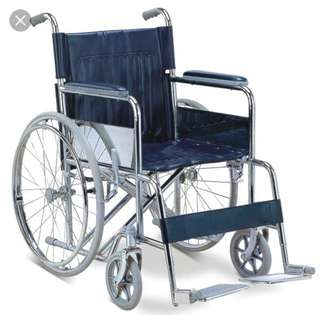 Hospital grade wheelchair