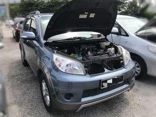 Toyota Rush 1.5 Auto G Spec Tahun 2011