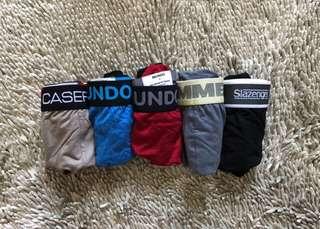 Celana dalam pria branded kualitas export