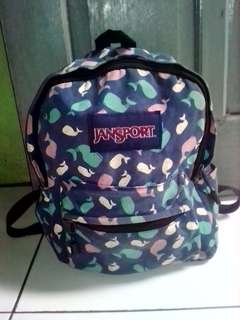 Backpack jansport ori vietnam