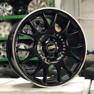 Used 18 inch BBS CH Motorsport Design rim Golf Jetta Passat Audi A4 A6 TT Mercedes W204 W205 W212