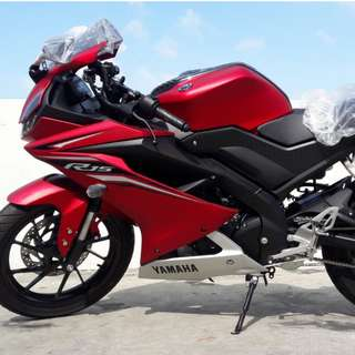 NEW YAMAHA R15 V3