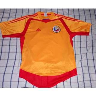 Romania World Cup Football Soccer Jersey